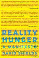 David Shields - Reality Hunger