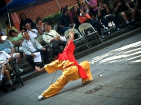 2012 Chinatown Culture Fair was a Blast!