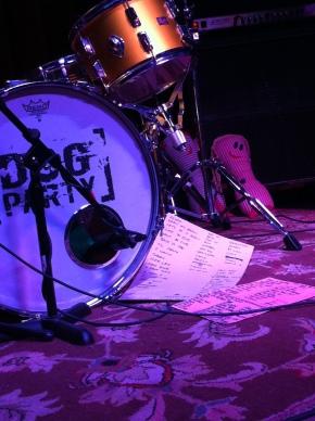 Kepi Ghoulie & Dog Party US Tour Kickoff at Luigi'sSlice