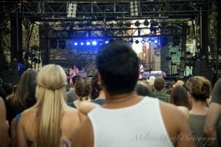 Blonde Redhead at LAUNCH 2013. Photo Melissa Uroff.