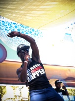 Flynt Flossy. LAUNCH 2013. Photo Kate Gonzales