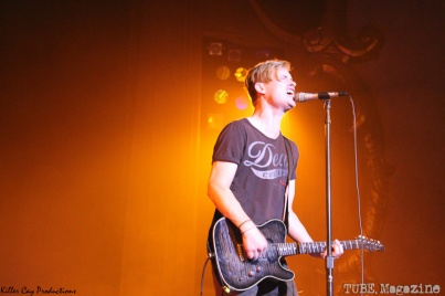 On tour to promote his new album, Fight for Your Soul, Jonny Lang played to a sold out audience at The Crest Theatre January 21, 2014. Photo Vanessa Salazar.
