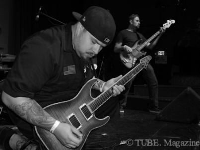 Chris Hampton of Revolver Photo by Ryan Stewart