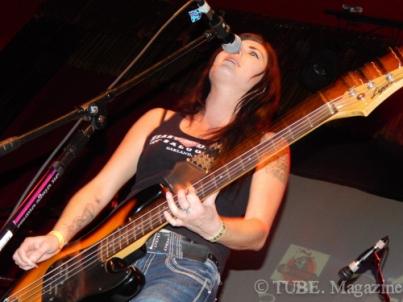 Jen of Kick Rocks Photo by Ryan Stewart