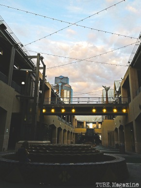 A final look at the Downtown Plaza.