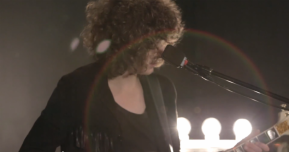See: Temples Live in theStudio.
