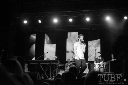 "Sacramento TBD Fest 2014. Smallpools. Photo Heather ""the intern"" Uroff."