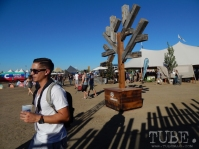 2014 Sacramento TBD Festival grounds in the afternoon. Photo Ryan Stewart.