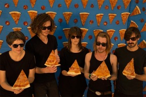 Pizza Underground talks to TUBE.