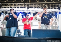 Sacramento TBD Fest 2014. Blackalicious. Photo Kate Gonzales