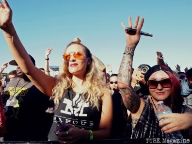 The Crowd at Sacramento TBD Fest 2014. Photo Sarah Elliott
