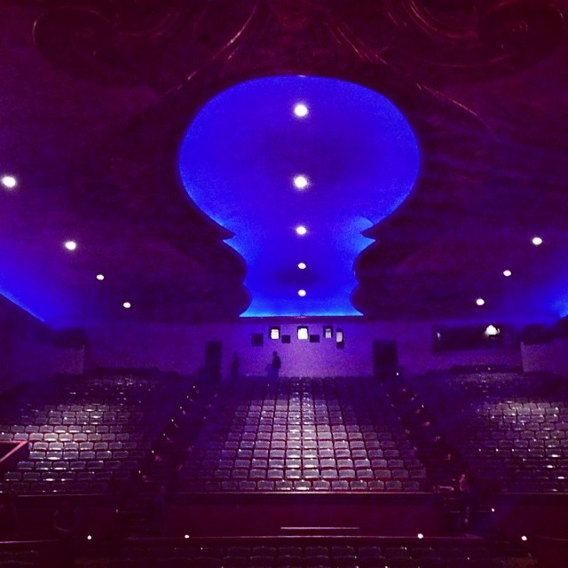 The Crest Theater.  Sacramento CA. 2014. Photo Melissa Uroff
