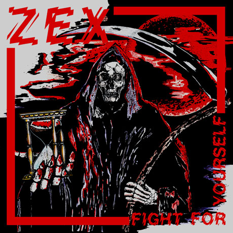Zex fight for yourself album cover