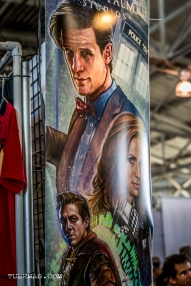 Doctor Who Art Banner
