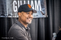 Seth Gilliam aka Father Gabriel from The Walking Dead