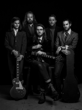 Listen: New Songs of The WoodenSky
