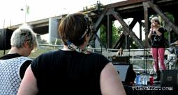 Sacramento First Festival 2015. Stationary. Photo Emma Montalbano.