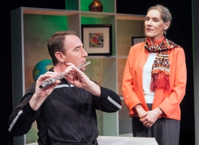 "Cap Stage Concludes Season with ""Uncanny Valley"""