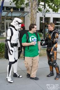 Sacramento Wizard World Comic Con 2015. Photo Sarah Elliott