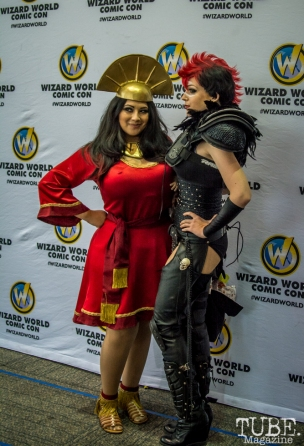 Sacramento Wizard World Comic Con 2015. Photo Sarah Elliott
