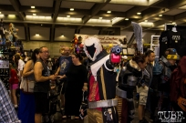 Cosplayer Sacramento Wizard World Comic Con 2015. Photo Sarah Elliott