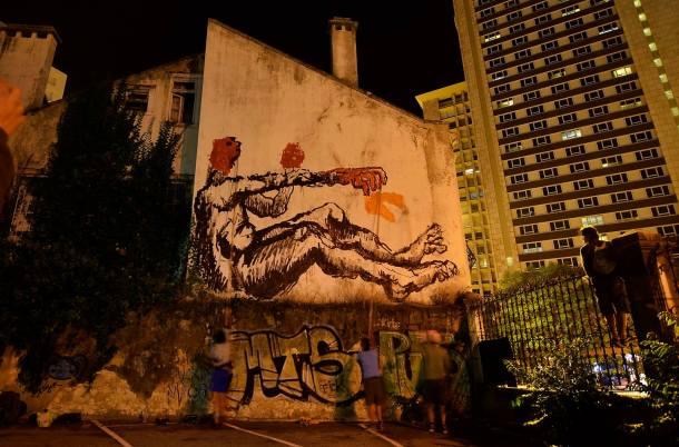 Cane Morto Amo-Te Lisbona Still