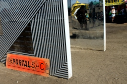 The Portal at TBD Fest in Sacramento, Ca. September 2015. Photo Emma Montalbano