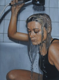 Rinse and Exhale by Linnea Strid