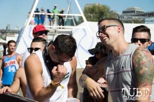 The Yah Yahz were a definite crowd pleaser at TBD Festival in Sacramento, Ca. September 2015. Photo Alejandro Montaño