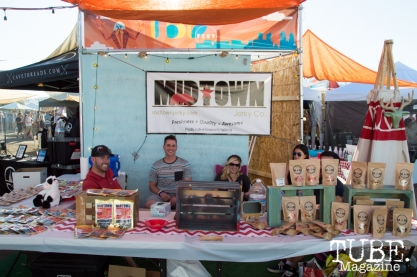 Sacramento's very own Midtown Jerky Co. at TBD Festival in Sacramento, Ca. September 2015. Photo Alejandro Montaño
