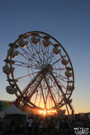 TBD Ferris Wheel, Sacramento CA. September 20, 2015. Photo Anouk Nexus