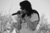 K. Flay at TBD, Sacramento CA. September 20, 2015. Photo Anouk Nexus