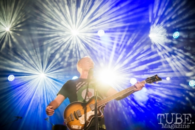 Tears for Fears' Curt Smith at TBD, Sacramento CA. September 20, 2015. Photo Melissa Uroff