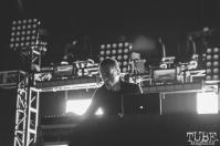 Andy Morin, Death Grips, TBD Fest, Sacramento, Ca 2015 Photo Sarah Elliott