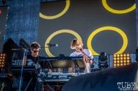Holy Ghost at TBD Fest, Sacramento CA. 2015 Photo Sarah Elliott