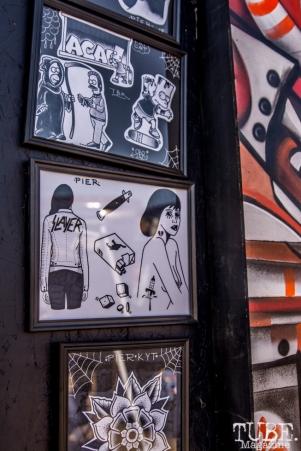 Art at TBD Fest, Sacramento CA. 2015 Photo Sarah Elliott