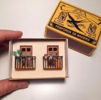 Matchbox Miniature by Mar Cerdà