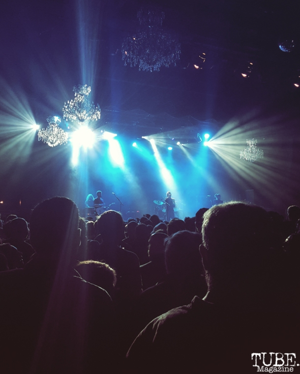Mew at the Fillmore, San Francisco, CA. September 26, 2015. Photo Anouk Nexus