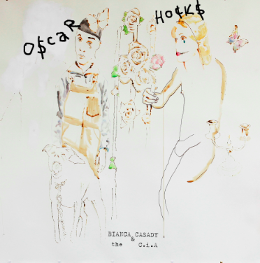 Oscar Hocks album cover
