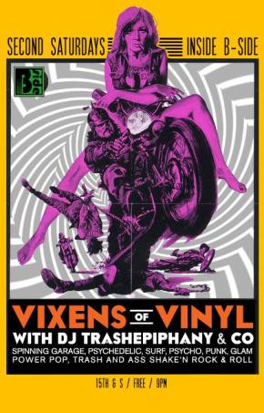 What I'm Listening To: The Vixens OfVinyl