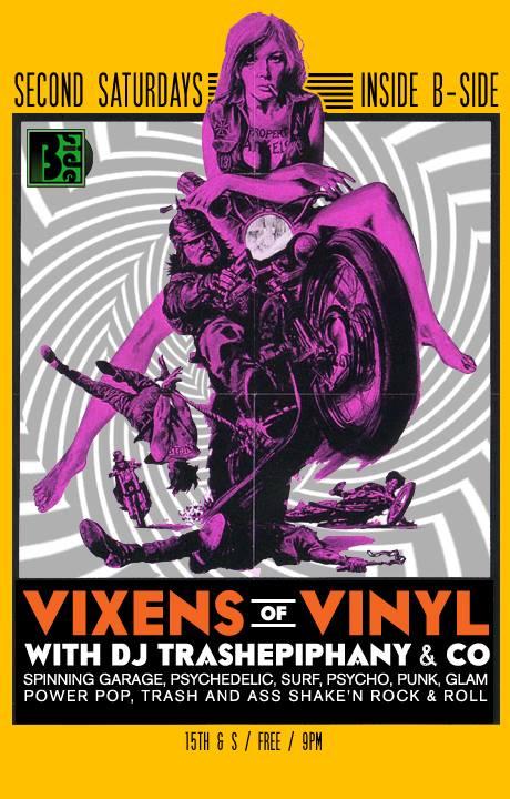 BsideVixens of Vinyl