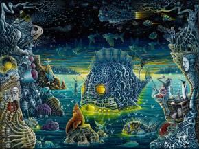 The Unsettling Universe of Robert StevenConnett.