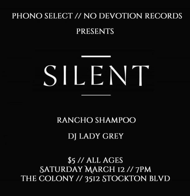 phono select show
