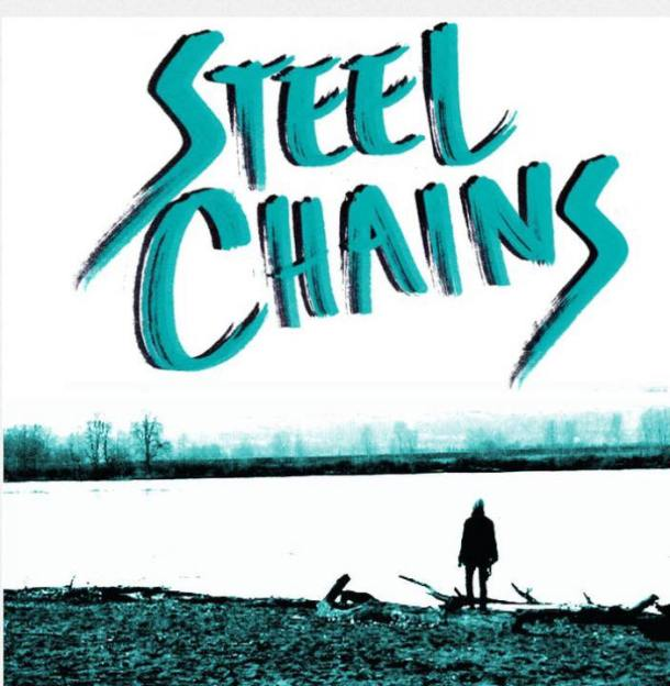 steel chains at cafe colonial