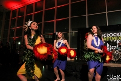 Aloha Dancers performing at the Crocker Art Museum, Sacramento, CA. March 10, 2016. Photo Anouk Nexus