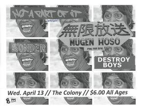The LIST: April 13-19
