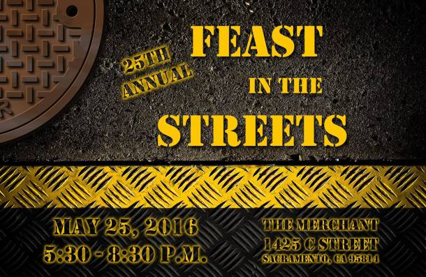feast in the streets