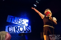 Mom. TUBE. Circus, Blue Lamp, Sacramento, May 2016. Photo Melissa Uroff