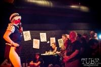 Mom. TUBE. Circus, Blue Lamp, Sacramento, May 2016. Photo Melissa Uroff