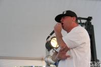 Singer of Kill The Precedent, Concerts in the Park, Cesar Chavez Park, Sacramento, CA. June 3, 2016, Photo Anouk Nexus